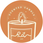 Logo Ra Scented Candle