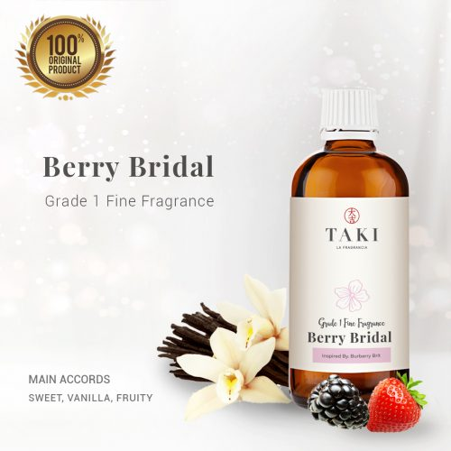 berry bridal