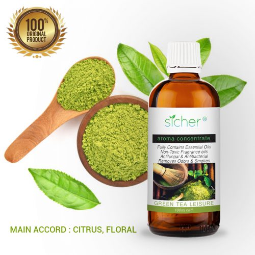 green tea leisure