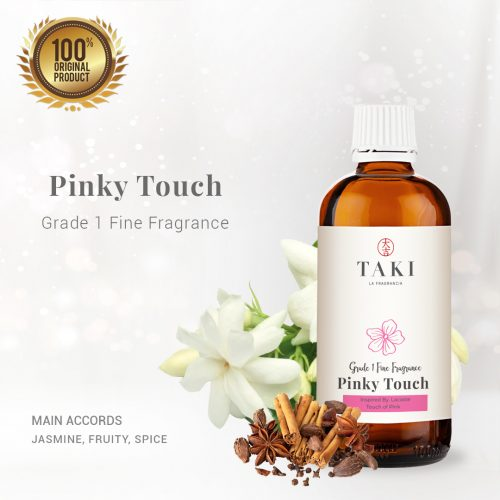 pinky touch